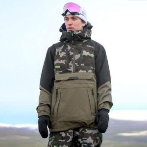 backdoor_grindelwald_snowboarding_volcom_brighton_pullover_army_5