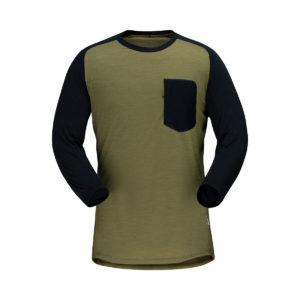 backdoor_grindelwald_nørrona_skibotn_wool_3_4_t-shirt_bike_shirt_men_olive_drab_1