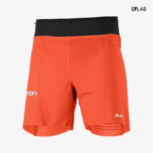 """backdoor_grindelwald_salomon_s_lab_sense_short_6""""_m_running_shorts_pants_men_racing_red_black_1"""